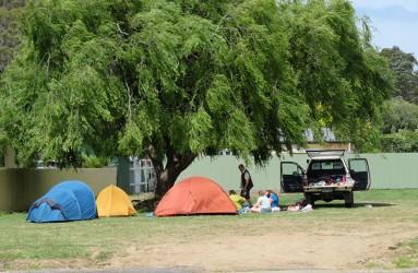 Free Range Camping